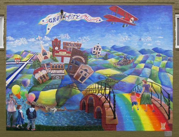 Mural by Carina Earl